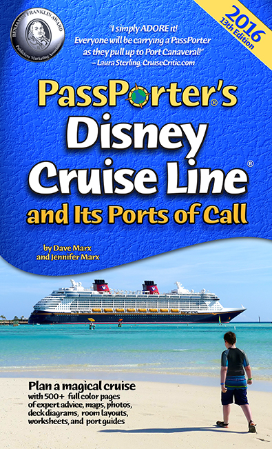 PassPorter Disney Cruise Line
