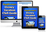 Disney Vacation Club Guide