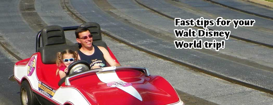 Disney 500 Fast Tips for walt Disney World Trips
