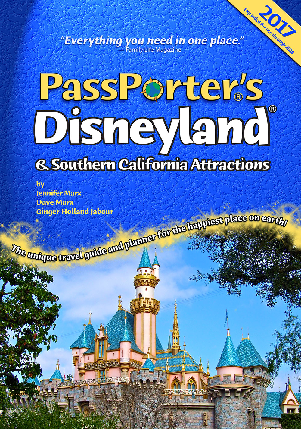 Design the perfect trip with PassPorter's Disneyland Resort Guidebook! | PassPorter.com
