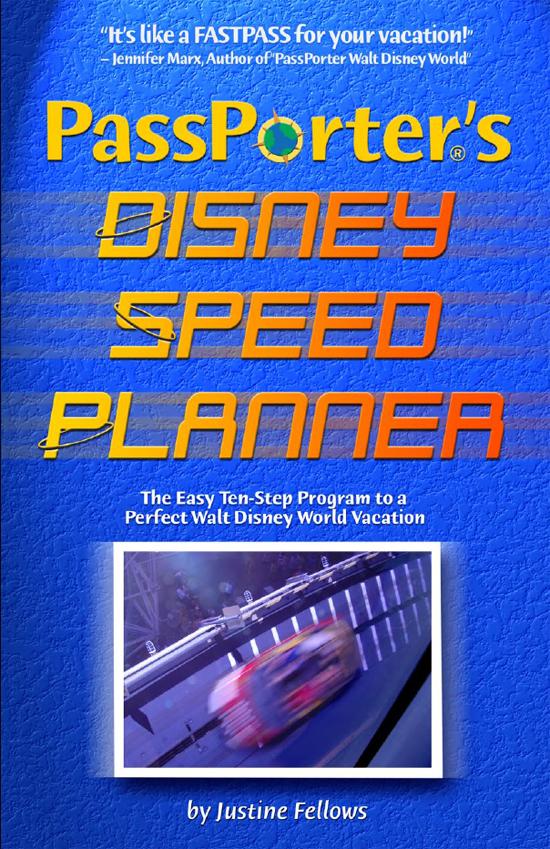 Disney Speed Planner