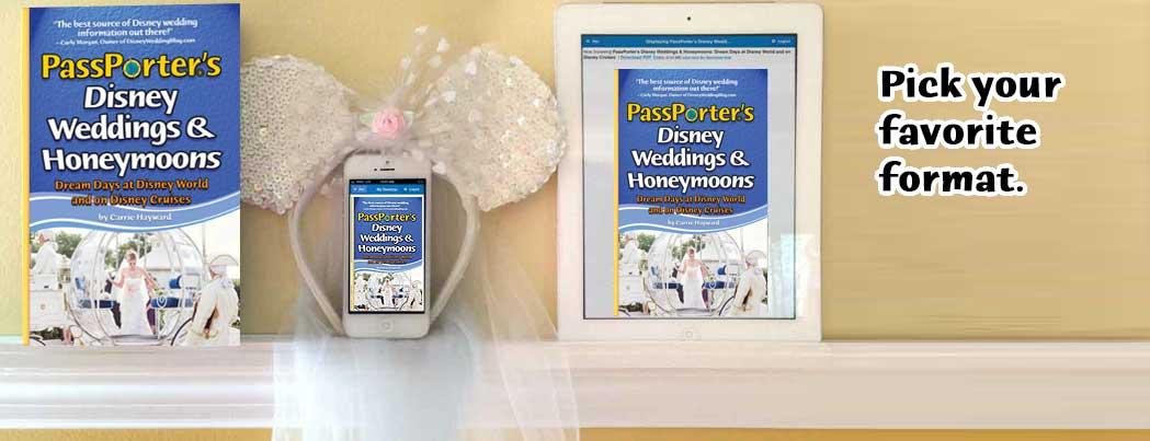 Disney Weddings Formats