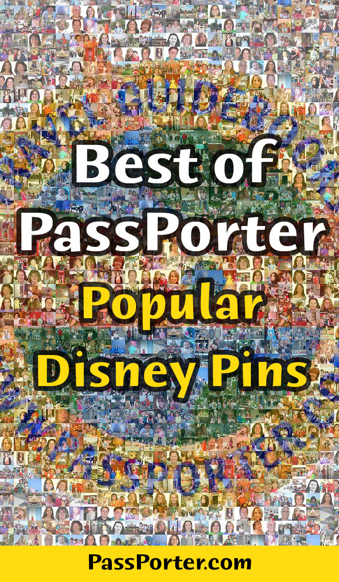 Best Disney Pins!