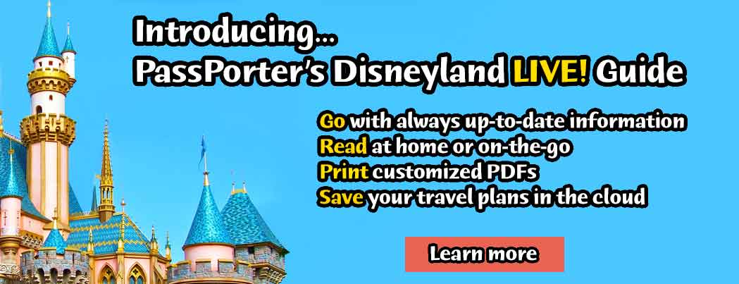 PassPorter Disneyland LIVE! Guide