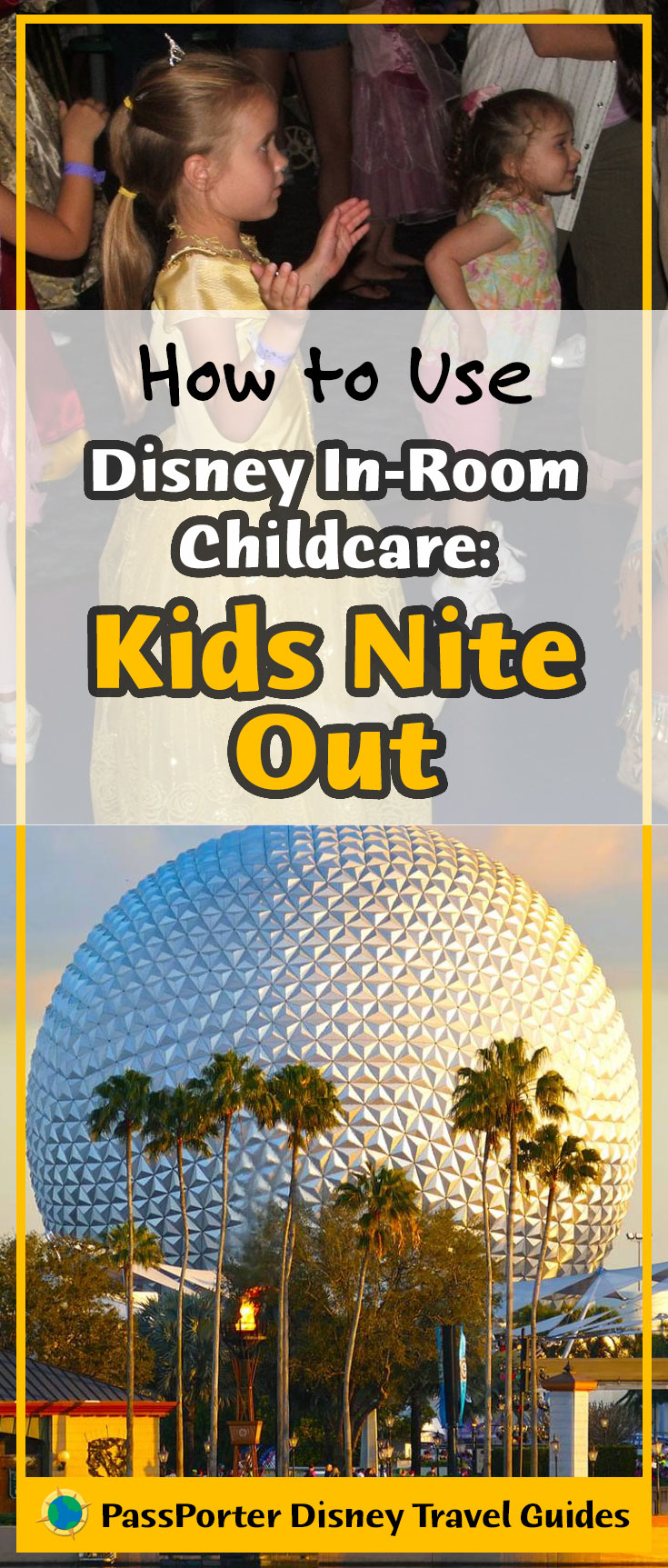 Enjoy a grown-up night out with Kid's Nite Out in-room child care | Walt Disney World | PassPorter.com
