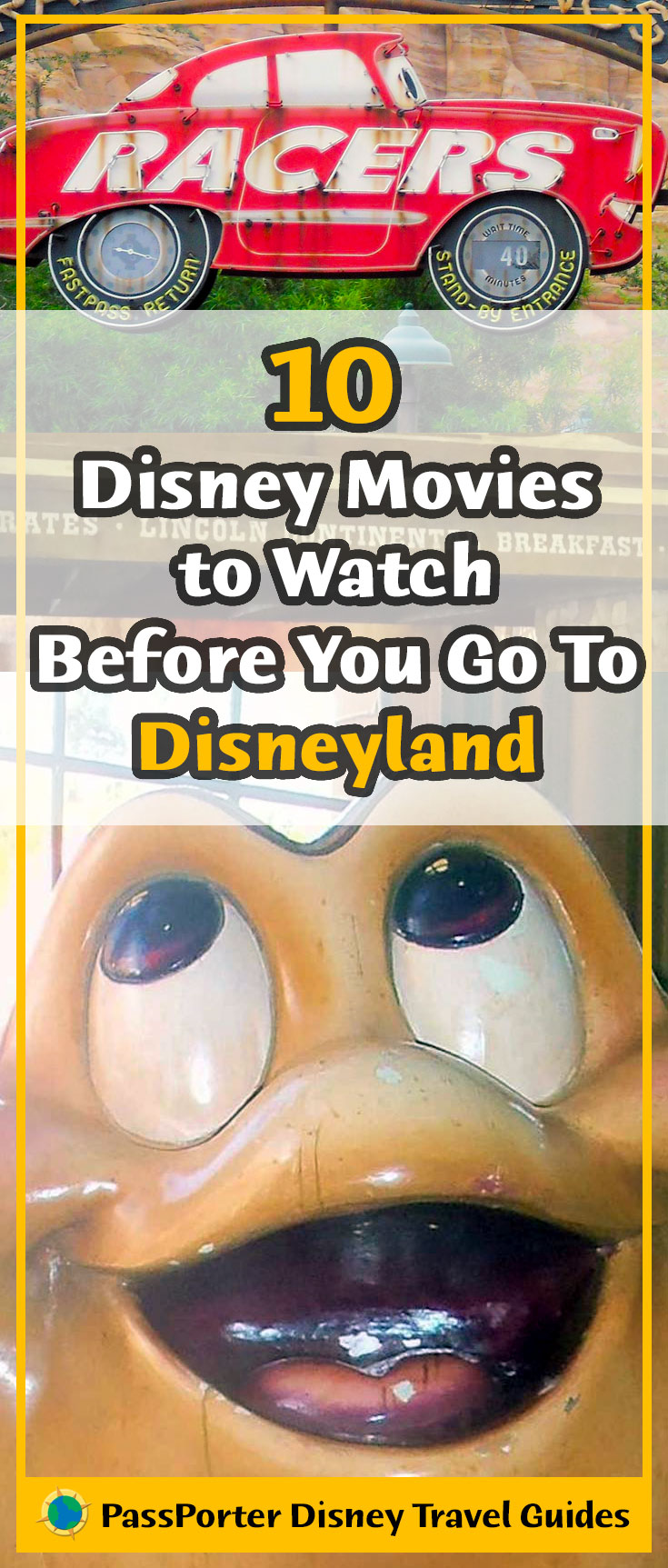 Watch the movies before you experience the Disneyland attractions | Disneyland Resort | PassPorter.com