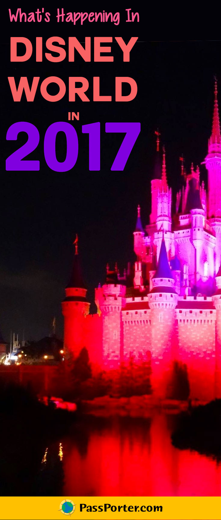 Learn what PassPorter's Cheryl Pendry is looking forward to in 2017 | Walt Disney World | PassPorter.com