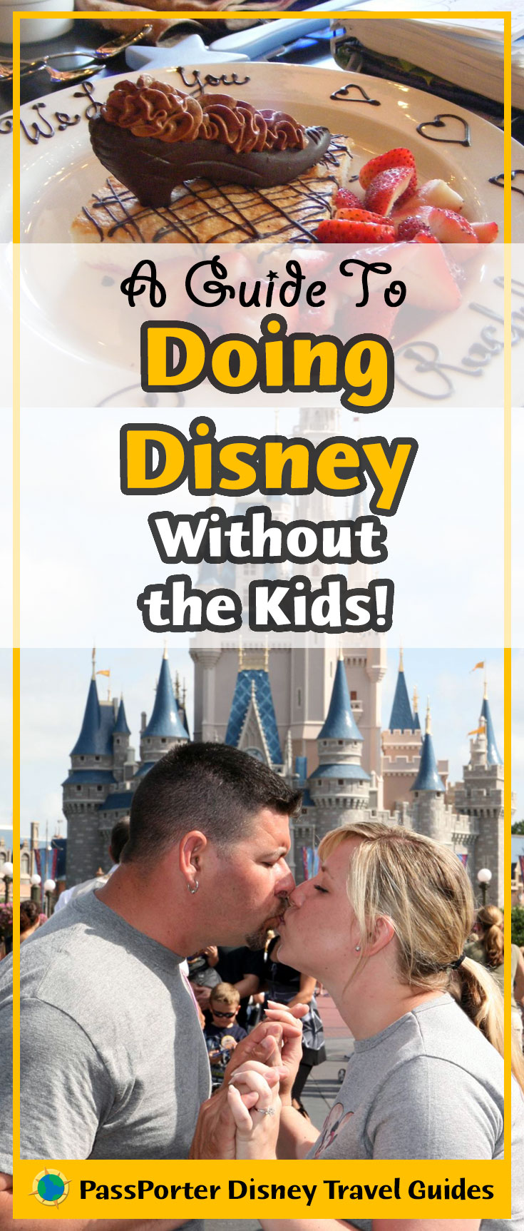 Learn the blessings of ditching your kids and going to Walt Disney World -- just the two of you!  | Walt Disney World | PassPorter.com