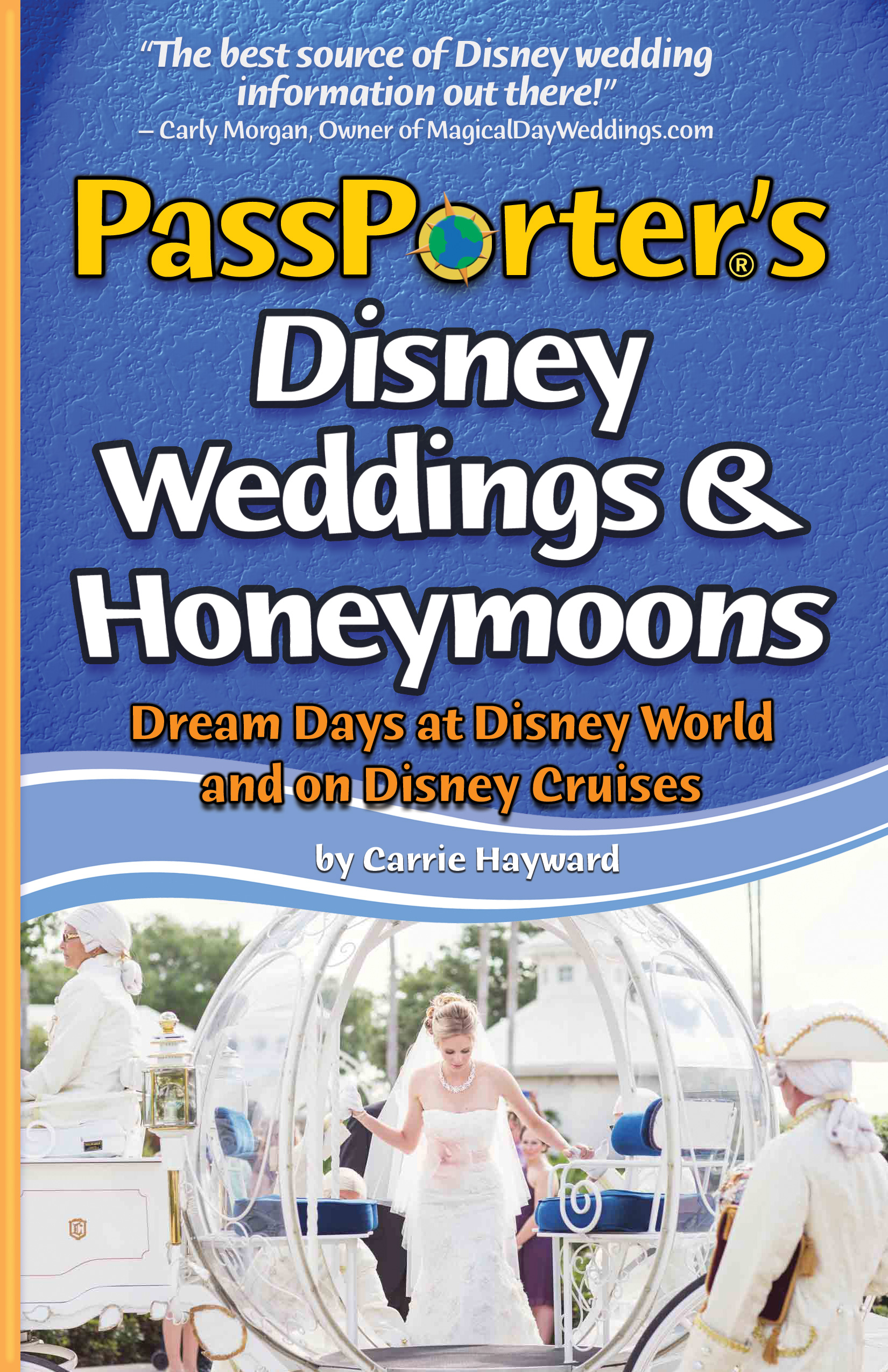 Plan your dream Disney wedding with the BEST source of information! | Disney Weddings Guide Book | PassPorter.com