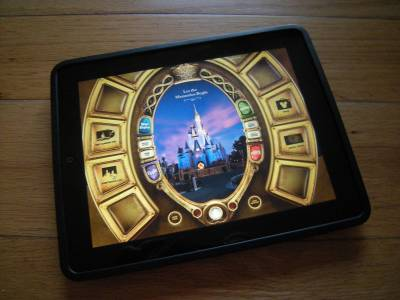 Walt Disney World Vacation Mirror