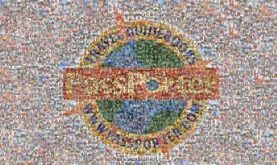 Photo illustrating PassPorter Mosaic