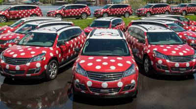 Photo illustrating Minnie Vans