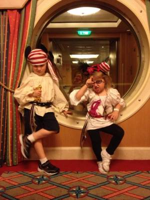 Pirate Dresscode photo