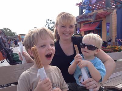 Eight Foods Not to Miss at Walt Disney World