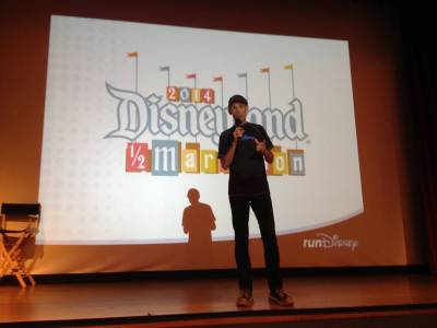Photo illustrating Disneyland Half Marathon Weekend Bernie Edwards