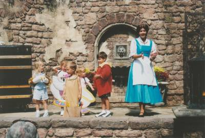 Photo illustrating Walt Disney World - Making Magic