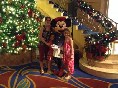 A Kids Top 10 Reasons to Go On a Disney Cruise