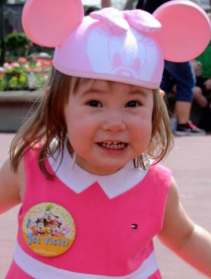 10 Tips for Bringing Baby to Walt Disney World