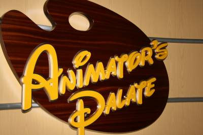 Late Dining at Animator's Palate - Disney Cruise Line photo