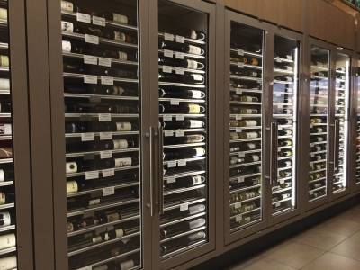 Photo illustrating <font size=1>Wines at California Grill