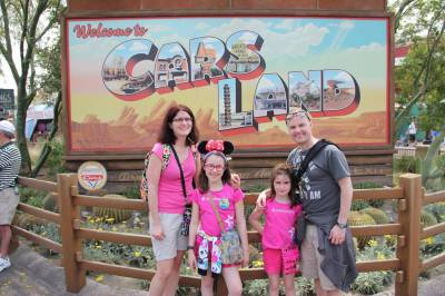 Disney California Adventure Park - A New Family Favorite