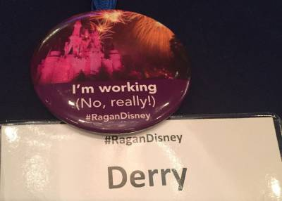 When 'Work' Goes to Walt Disney World