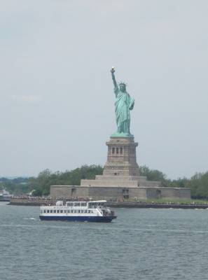 New York City, Statue of Liberty photo