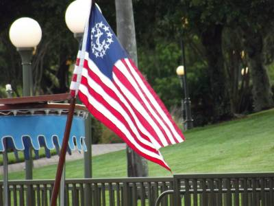 Photo illustrating Flag