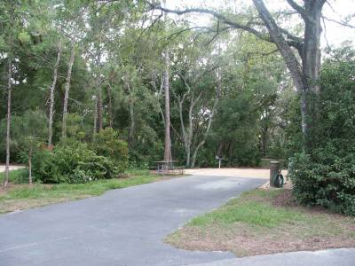 Fort Wilderness Camp Site photo