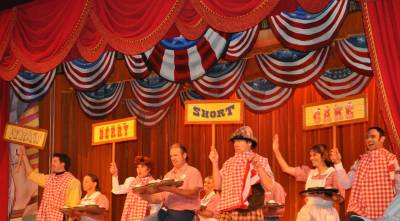 Photo illustrating <font size=1>Hoop Dee Doo Review