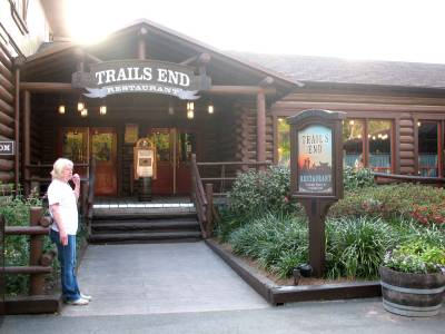 Fort Wilderness - Trails End Restaurant Exterior photo
