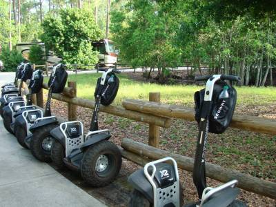 Photo illustrating Fort Wilderness - Wilderness Back Trail Adventure