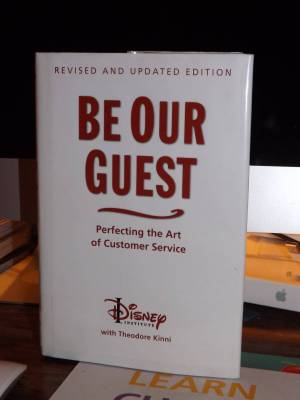 Be Our Guest, Perfecting the Art of Customer Service photo