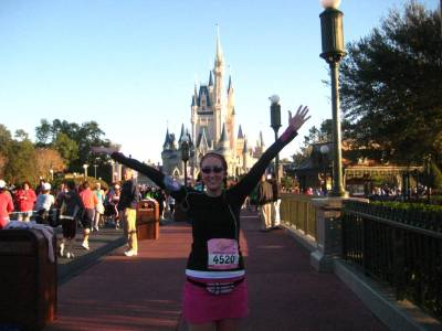 Photo illustrating Disney Princess Half Marathon