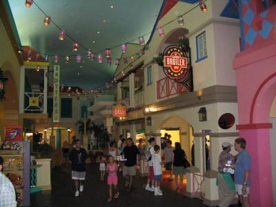 Photo illustrating Caribbean Beach - Food Court