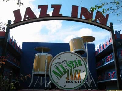 Photo illustrating <font size=1>All-Star Music - Jazz Inn