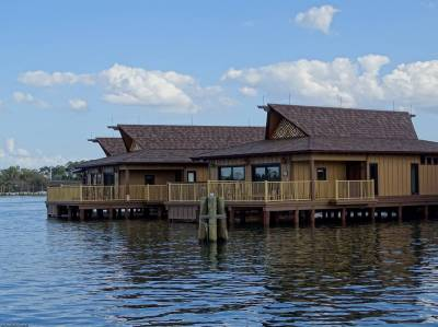 The Waterfront Bungalows at Disney's Polynesian Village Resort