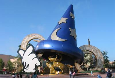 Photo illustrating DHS - Mickeys Sorcerer