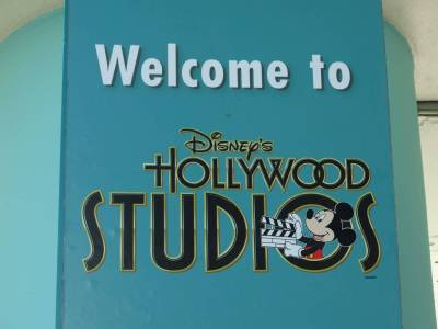 Photo illustrating Studios - welcome sign