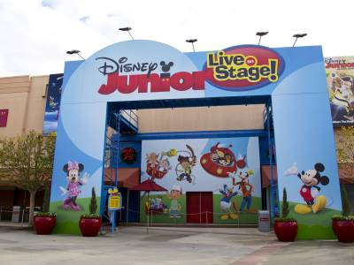 Photo illustrating <font size=1>Disney Hollywood Studios - Junior