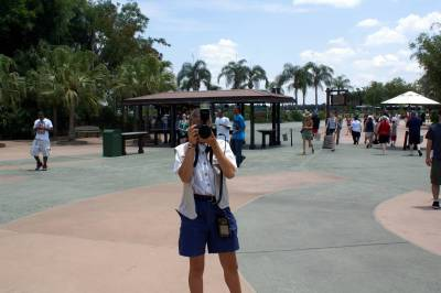 Photo illustrating Animal Kingdom PhotoPass Photographer