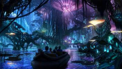 Photo illustrating PANDORA - Artist Rendering