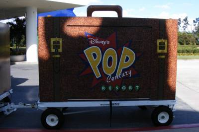 POP Luggage