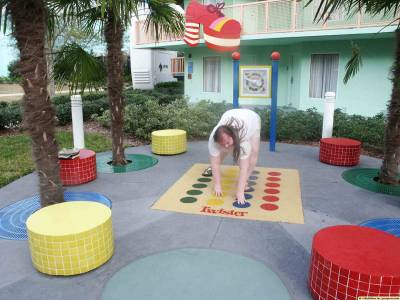 Photo illustrating Pop Century - Twister Game