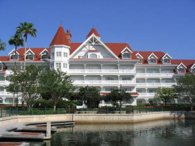 Photo illustrating <font size=1>Grand Floridian Resort - Sago Cay