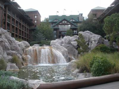 Photo illustrating Wilderness Lodge -  Villas