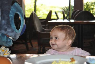 Photo illustrating love at first sight  - Breakfast at Ohana Restaurant