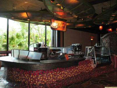 Photo illustrating <font size=1>Polynesian - Kona Coffee Bar