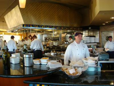 Photo illustrating <font size=1>Contemporary - California Grill