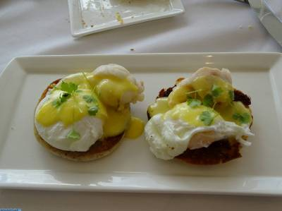 California Grill Brunch at Disney's Contemporary Resort